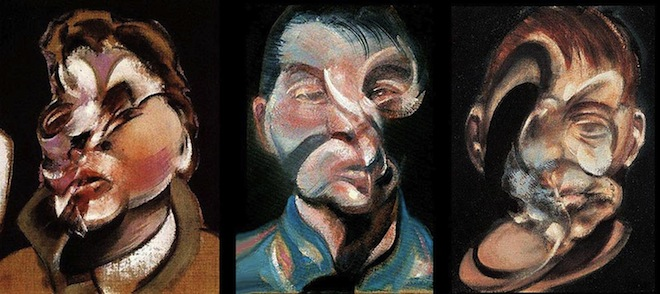 Francis Bacon Triptykon