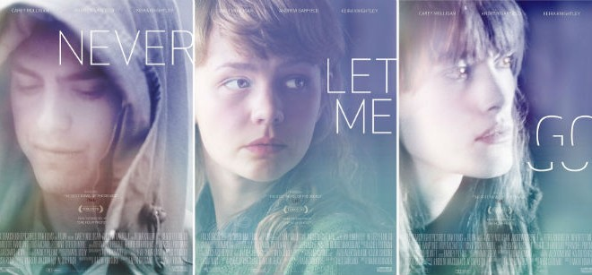 Plakat for filmen 'Never Let Me Go'