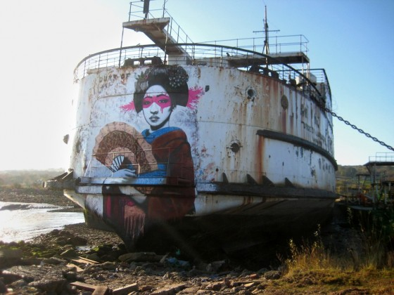 Street-Art-by-Fin-DAC-at-The-Black-Duke-in-North-Wales-England-3